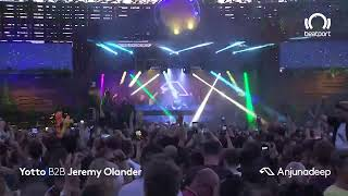 Yotto b2b Jeremy Olander - Live @ Anjunadeep Open Air: London 2019