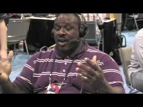 Nate Newton Talks the Greatest NFL Quarterback of All Time