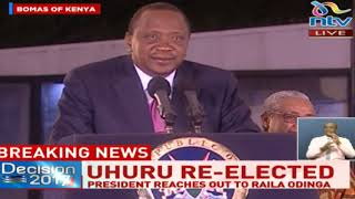 Uhuru's strategy to poll victory - VIDEO