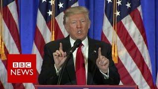 Angry Trump blasts