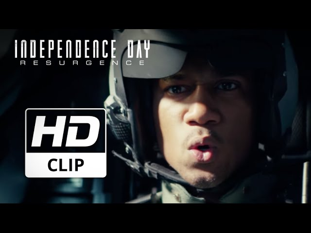 Independence Day: Resurgence movie clip - Dog Fight