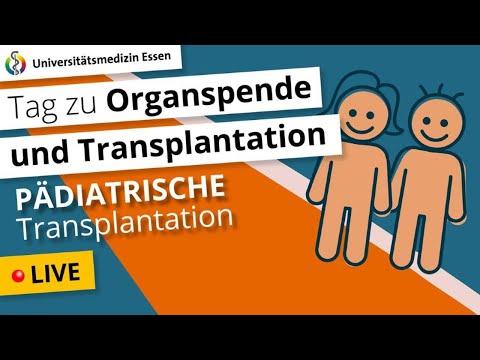 Pädiatrische Transplantation