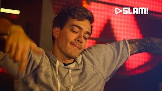 Headhunterz - Live @ SLAM! MixMarathon, ADE 2015
