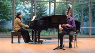 Johann Friedrich Fasch Bassoon Sonata in C Major, FaWV N:C1