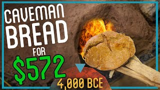 Bread Making from Scratch Using ONLY Primitive Technology