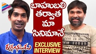 Here is my Interview with RakshakaBhatudu Director VamsiKrishnaAkella