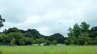 Hubsan H501s . PARK FLYING ''fly_Around''