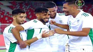 Amical (Locaux) : Algérie 5-1 Liberia
