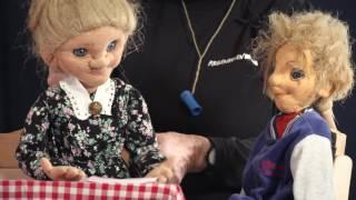 Puppentheater Kinder Puppenspiel Peter und das Stromfresserchen Energien sparen im Haushalt