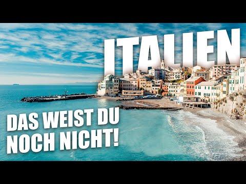 TOP 10 SCHÖNSTE ORTE IN ITALIEN, Die Du Unbedingt Besuchen Musst! Reisetipps und Sehenswürdigkeiten