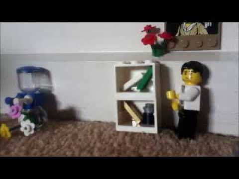 One Direction - Best Song Ever (Lego)