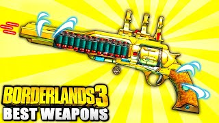 Borderlands 3 - 10 Powerful LEGENDARY WEAPON DROP Locations YOU NEED TO GO TO!