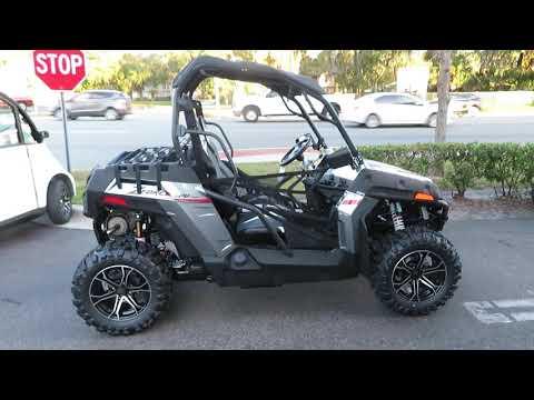 2021 CFMOTO ZForce 500 Trail in Sanford, Florida - Video 1