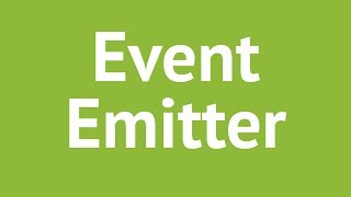 Extending the Event Emitter