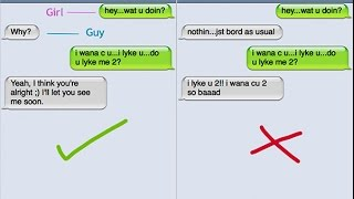The 6 Most Dangerous Mistakes Men Make When Texting Girls - And What To Do About It