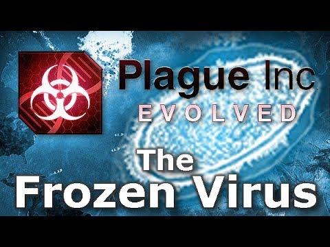 Plague Inc: Custom Scenarios - The Frozen Virus