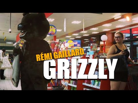 Ihmisten pelottelua karhupuvulla – Remi Gaillard: Grizzly