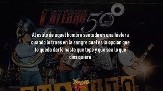 Calibre 50 Ft El Fantasma   Chalito (LetraLyrics)