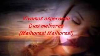 DIAS MELHORES - JOTA QUEST (letra e vídeo).wmv