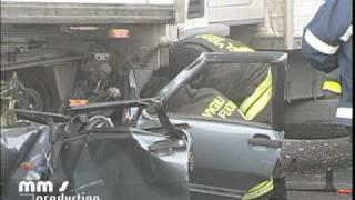 Incidente - A22 Maxi Tamponamento