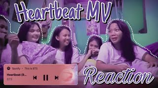 BTS Heartbeat MV Reaction💜