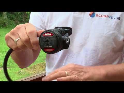 Scuba Diving Equipment Review: Beuchat VRT 90 Regulator