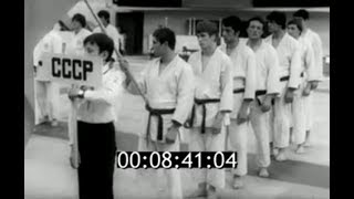 ДЗЮДО В СССР: Международный молодежный турнир 7-9 апреля 1983 г. Калинин