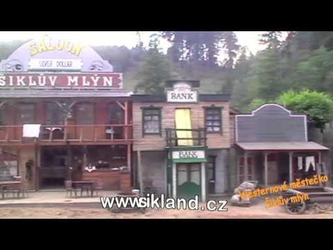 Kemp a hotelový resort Šikland