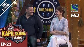 The Kapil Sharma Show  दी कपिल शर्मा शो–Episode 23Sultan In Kapil's Mohalla– 9th July 2016