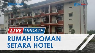 Penampakan Rumah Singgah Pasien OTG Covid-19 di Tomohon yang Setara Hotel