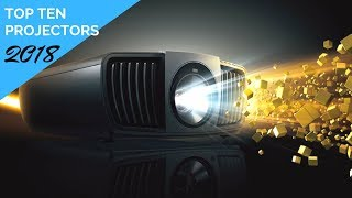 TOP 10 - Best Projectors of 2018