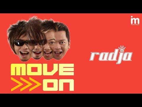 MOVE ON - RADJA - New Official Lyrics Video