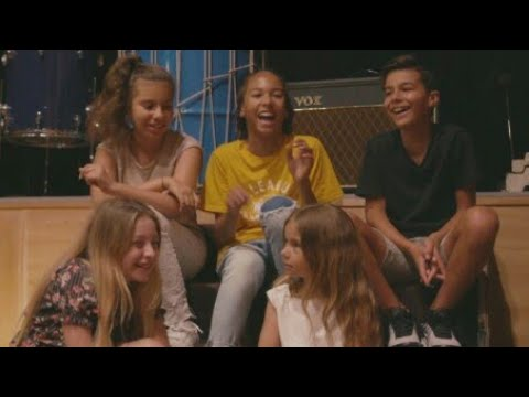 Waka Waka paroles - kids united nouvelle génération