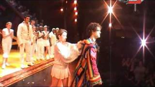 Lee Mead's final performance as Joseph