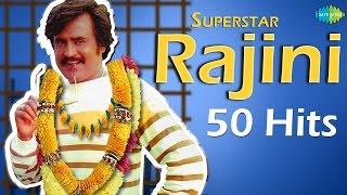 Top 50 Songs Of Super Star Rajinikanth   Birthday Special   ரஜினிகாந்த் பாடல்கள்
