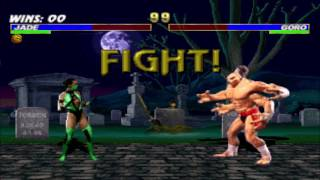 Jade vs Goro Double Flawless HD