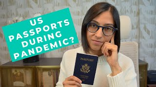 Applying for a US Passport During Pandemic (MUST KNOWS!)