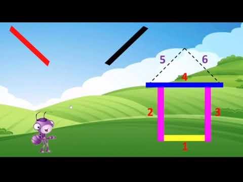 lQCV: Làm quen nét khuyết trên và nét khuyết dưới. Ôn tập các nét cơ bản.