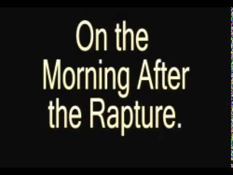 David East Morning After The Rapture With Lyrics