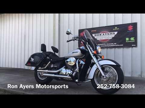 2004 Honda Shadow Aero in Greenville, North Carolina - Video 1