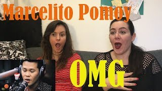 ITALIAN REACTION TO MARCELITO POMOY (The Prayer) | Celine Dion ft. Andrea Bocelli
