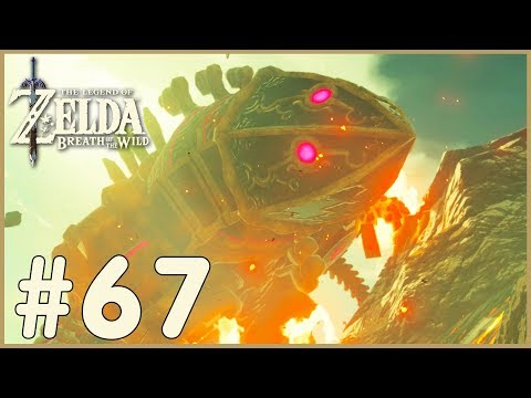 Zelda: Breath Of The Wild - Goron City (67)