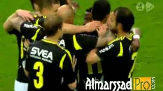 Öster - AIK 0-1 ,Nabil Bahoui