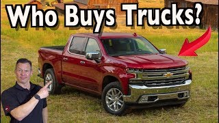 The Shocking Truth About Truck Owners