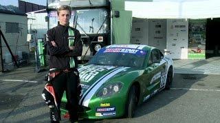 Ben Green - Ginetta Junior Championship 2015