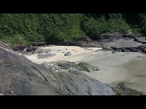 Prainha das Pedras do Guaraú