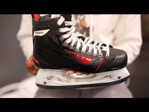 CCM RBZ PRO Ice Hockey Skates DETAILED Review – First Impressions
