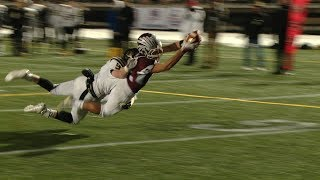 Highlights: Killingly 41, Joel Barlow 14 in Class M football final