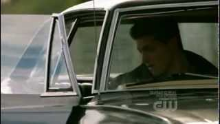 Supernatural 4x13 Foreigner - Long, Long Way From Home