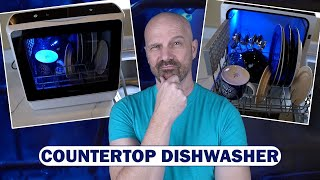Do Countertop Dishwashers Work? By Request!